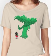 Codependent No More Tree Women's Relaxed Fit T-Shirt