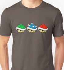 Mario Kart Items- Shells T-Shirt