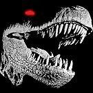 Cyborg T-rex by Herbert Shin