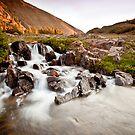 Lower Mohawk Falls by Josh Dayton