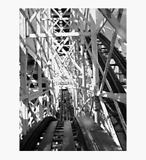 The Roller Coaster Photographic Print
