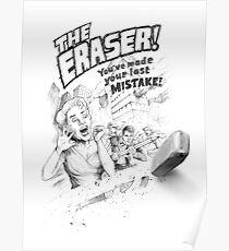 The Eraser Poster