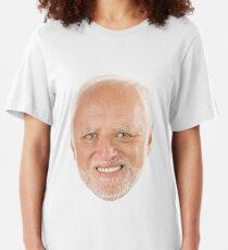 Hide the Pain Harold Slim Fit T-Shirt