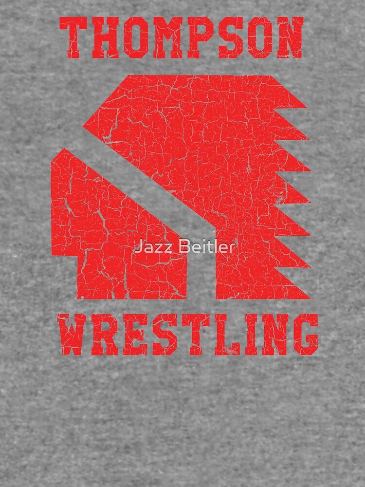 Thompson High School Wrestling (Vision Quest) by ImSecretlyGeeky