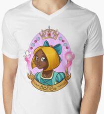 Princess 8888u Mens V-Neck T-Shirt