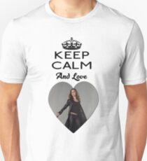 Buffy Faith Eliza Dushku Dollhouse  Unisex T-Shirt