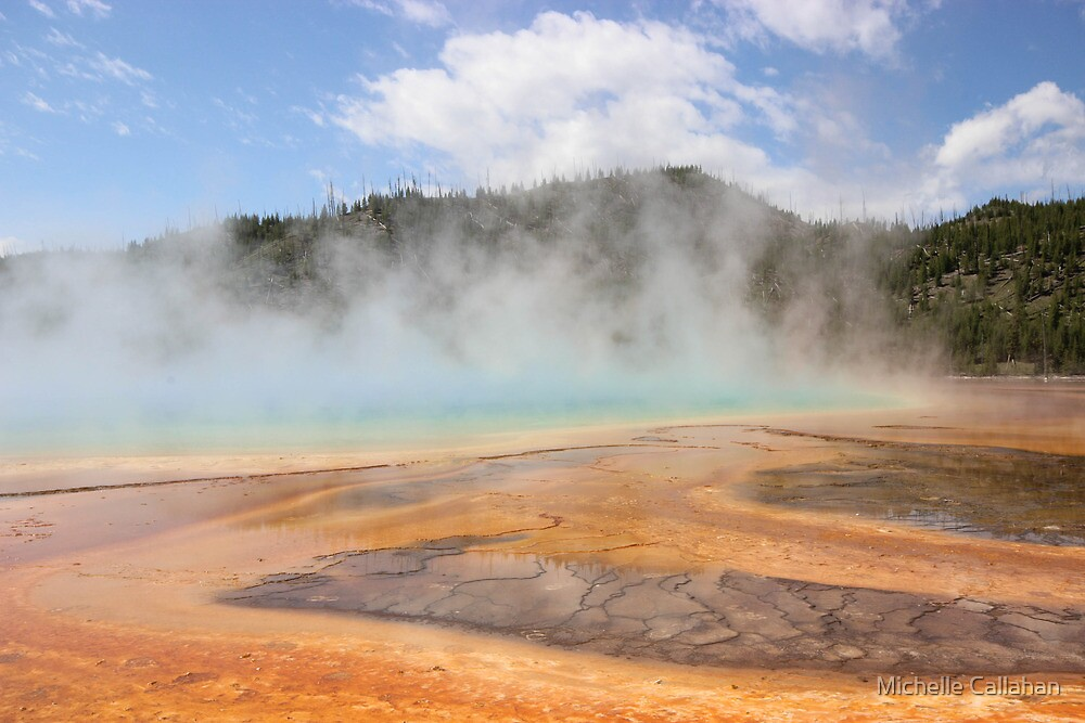 Yellowstone National Park by Michelle Callahan
