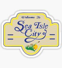 Sea Isle City Sticker