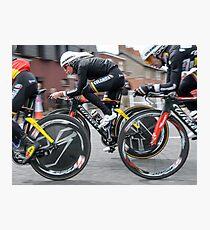 Giro d'Italia - Belfast  - Not So Pink Photographic Print