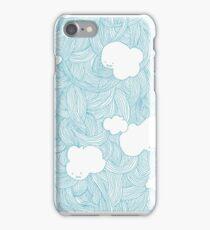 Cloud Pattern iPhone Case/Skin
