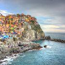 Cinque Terre by Gaurav Dhup