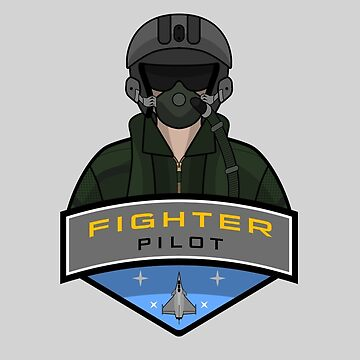 Air Force - Fighter Pilot by MD-Colors