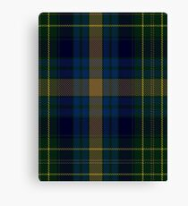 02828 Eildon (1996) Fashion Tartan  Canvas Print