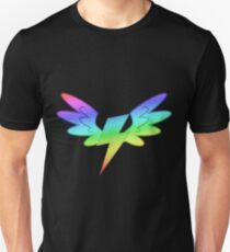 MLP - Cutie Mark Rainbow Special - The Wonderbolts Unisex T-Shirt