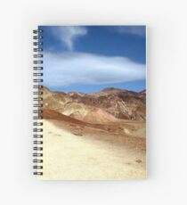 Death Valley California Spiral Notebook