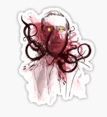 miskatoninked Sticker