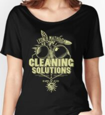 Cleaning Soutions Women's Relaxed Fit T-Shirt