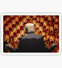 The Good Messenger. Trump 2016 Sticker