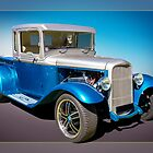 30s Ford Pickup by Keith Hawley