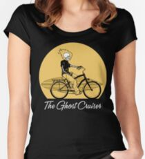 The Ghost Cruiser Women's Fitted Scoop T-Shirt