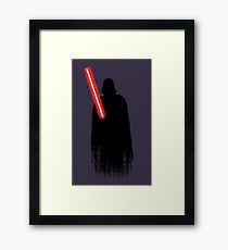 There Is Still Good In Him... Framed Print