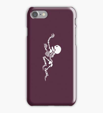 Crawling Skeleton VRS2 iPhone Case/Skin