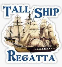 Tall Ship Regatta Sticker