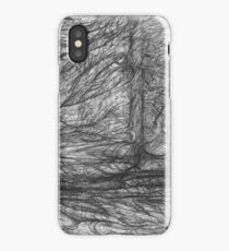 Landscape South Wales UK. iPhone Case/Skin