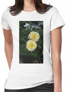 Marigolds Womens Fitted T-Shirt