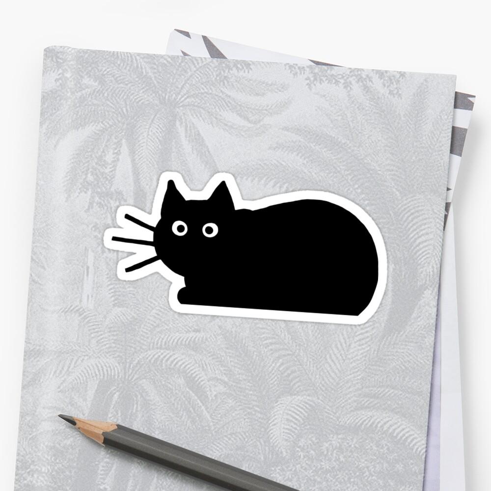 Black Cat(s) by Jenn Inashvili