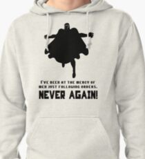 Never Again Pullover Hoodie