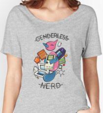 #474 Porygon Z - Genderless Nerd Women's Relaxed Fit T-Shirt