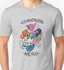 #474 Porygon Z - Genderless Nerd T-Shirt