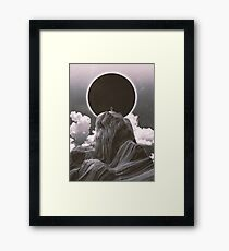 Now more than ever BW Framed Print