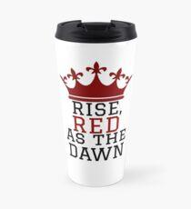 Red Queen Travel Mug