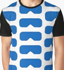 Safety Glasses Style Graphic T-Shirt