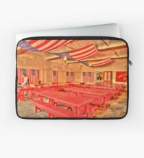 Dining Hall and Photographer Laptop Sleeve