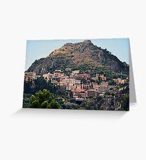 Messina...........Sicilia. Italia. Greeting Card