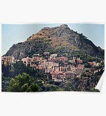Messina...........Sicilia. Italia. Poster