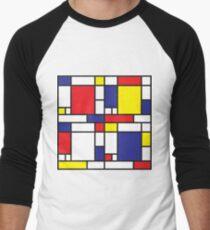 Mondrian Study I T-Shirt