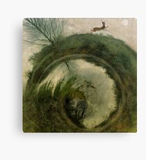A Song for a Green World Canvas Print
