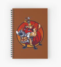 Lovely Day Spiral Notebook