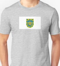 Flag of Mexico City  Unisex T-Shirt