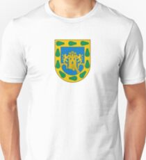 Coat of Arms of Mexico City Unisex T-Shirt