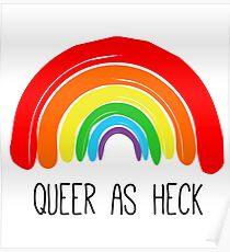 Queer as Heck Poster