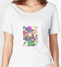 Mad as a hatter Women's Relaxed Fit T-Shirt