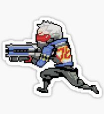 Soldier: 76 Sticker