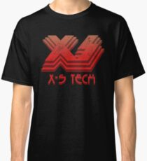 X-S Tech Corporate Logo Classic T-Shirt