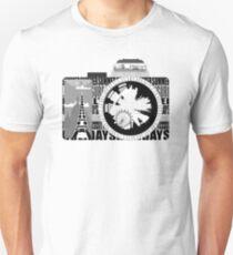 camera - holiday snaps Unisex T-Shirt