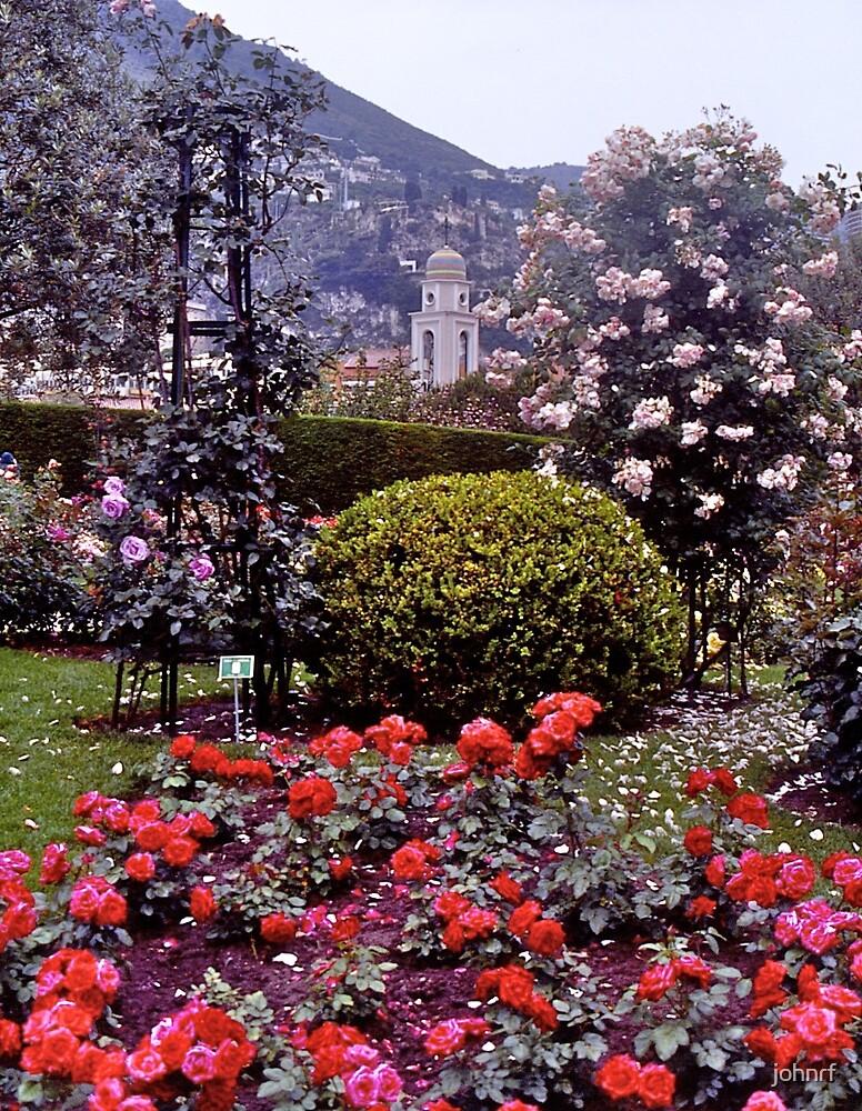 Memorial Rose Garden Princess Grace Monaco By Johnrf